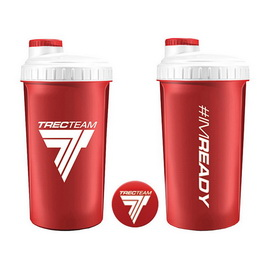 Shaker #IMREADY Red (700 ml)