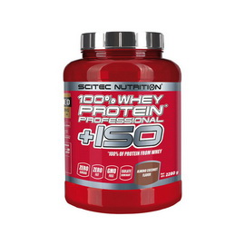 100% Whey Protein Professional +ISO (2,28 kg)