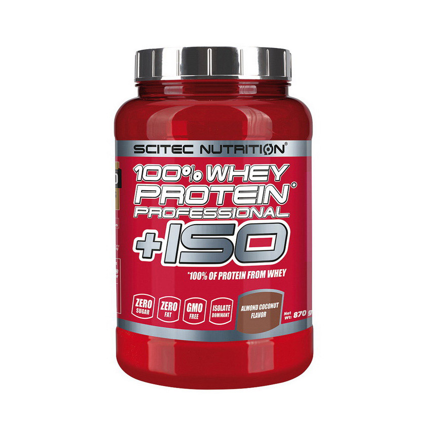 100% Whey Protein Professional +ISO (870 g)