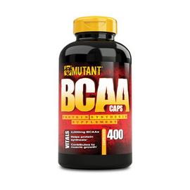 Mutant BCAA Caps (400 caps)