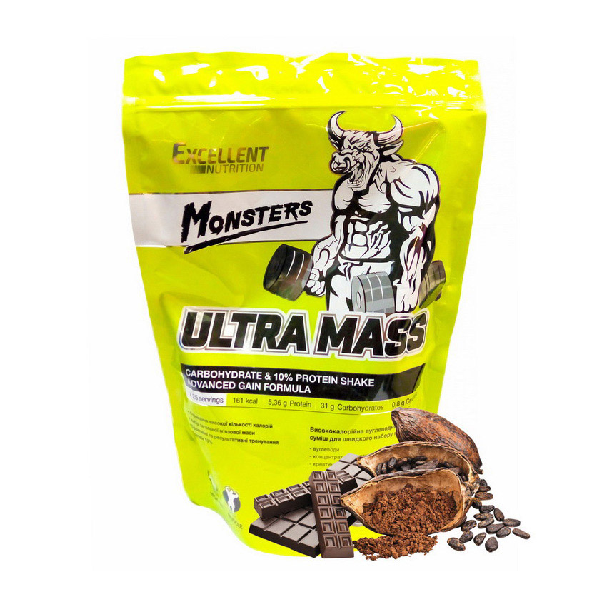 Monsters Ultra Mass (1 kg)