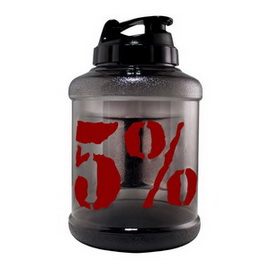 Gallon Hydrator Black/Red (2,2 l)
