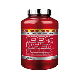 100% Whey Protein Professional + 20% Free (2,82 kg)