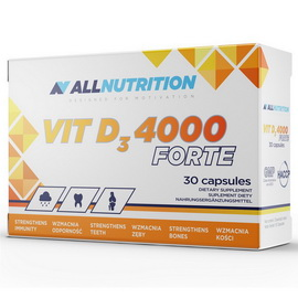 Vit D3 4000 Forte (30 caps)