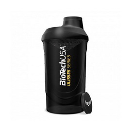 Shaker BioTech Ulisses Series Black (600 ml)