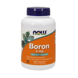 Boron 3 mg (250 caps)