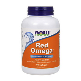 Red Omega (90 softgels)