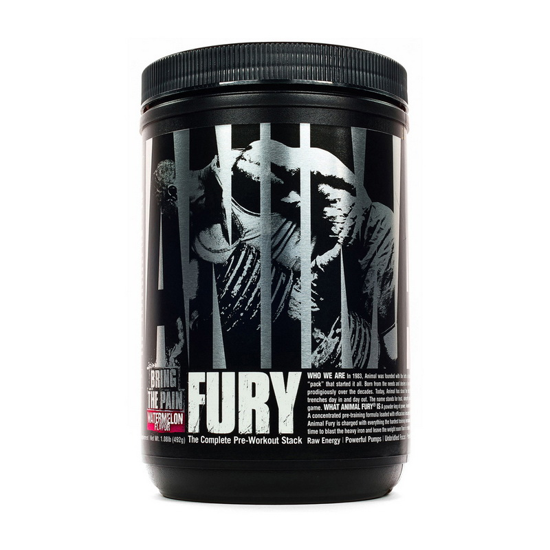 Animal Fury (481 g)