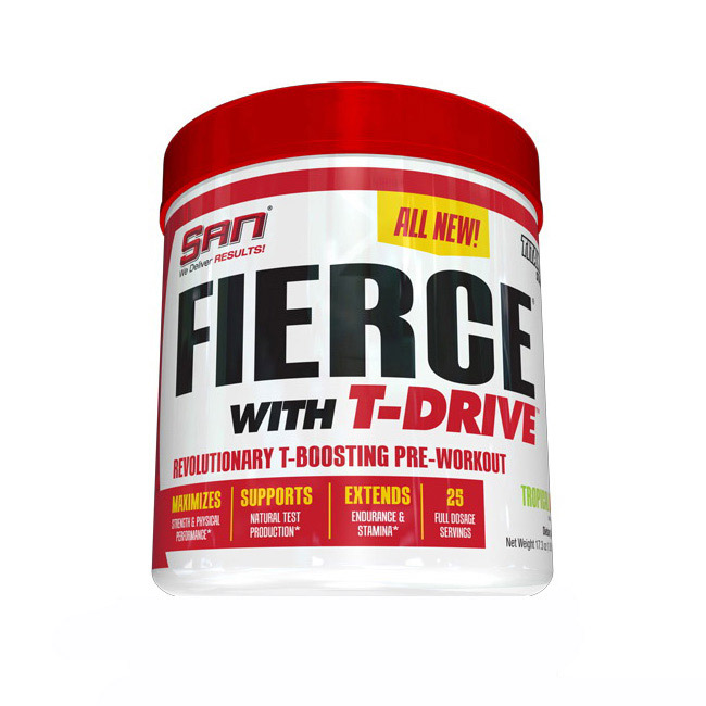 Fierce with T-Drive (490 g)