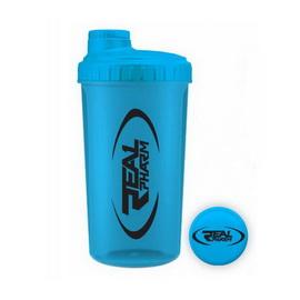 Shaker Real Pharm Blue (600 ml)