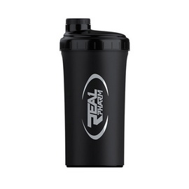 Shaker Real Pharm Black (600 ml)
