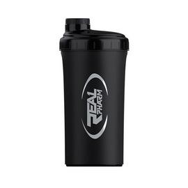 Shaker Real Pharm Black (600 ml)