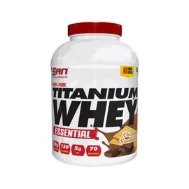 100% Pure Titanium Whey Essential (2,2 kg)