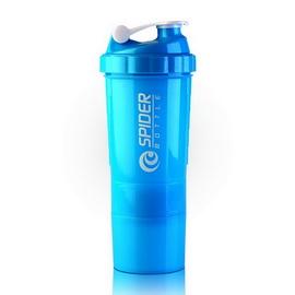 Spider Bottle Mini2Go Neon Light Blue (500 ml)
