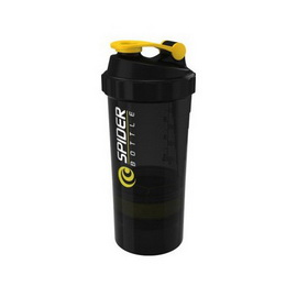 Spider Bottle Shaker Maxi Yellow (800 ml)