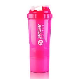 Spider Bottle Mini2Go Neon Pink (500 ml)