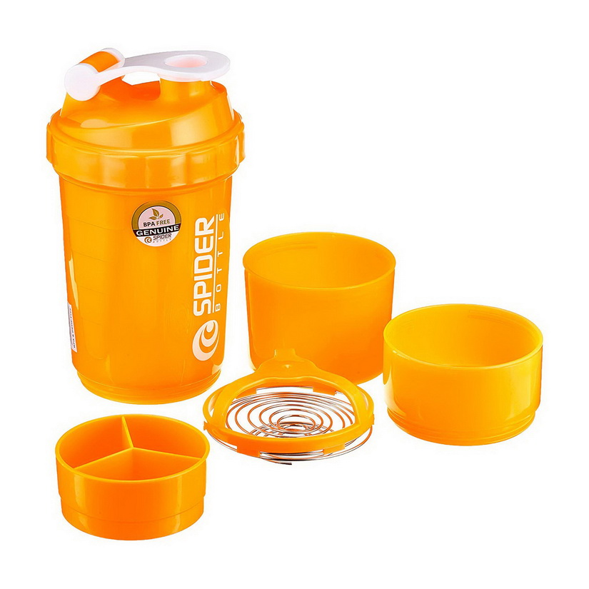 Spider Bottle Mini2Go Neon Orange (500 ml)