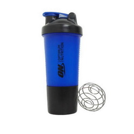 Premium Shaker 2 in 1 Blue (500 ml)