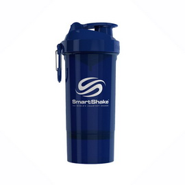 SmartShake Original2Go One Navy Blue (800 ml)