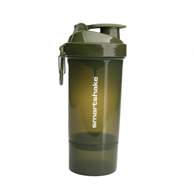 SmartShake Original2Go One Army Green (800 ml)