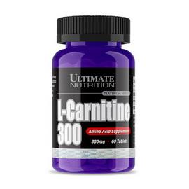 L-Carnitine 300 mg (60 tabs)