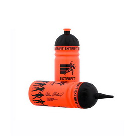 Bottle Extrifit Short Nozzle Pink (500 ml)