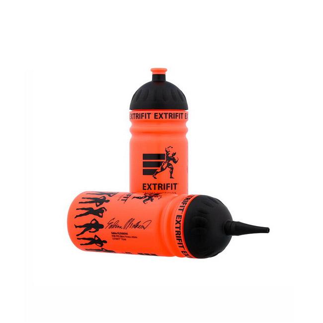Bottle Extrifit Short Nozzle Pink (500 ml)