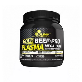 Gold Beef-Pro Plasma (300 tabs)