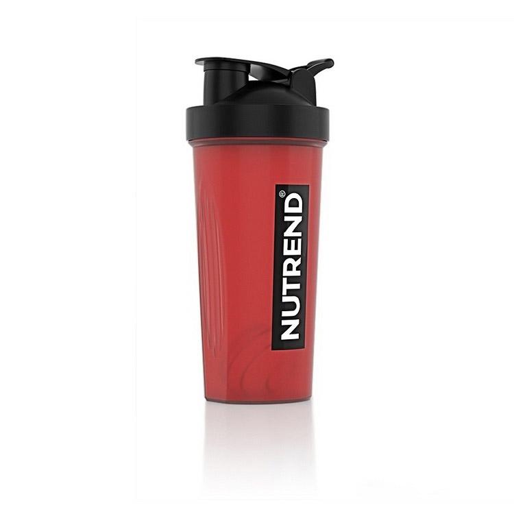 Shaker With Metall Ball Orange (700 ml)