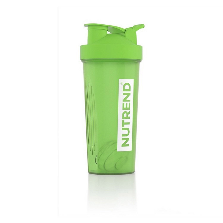 Shaker With Metall Ball Green (700 ml)