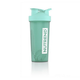Shaker With Metall Ball Blue (700 ml)