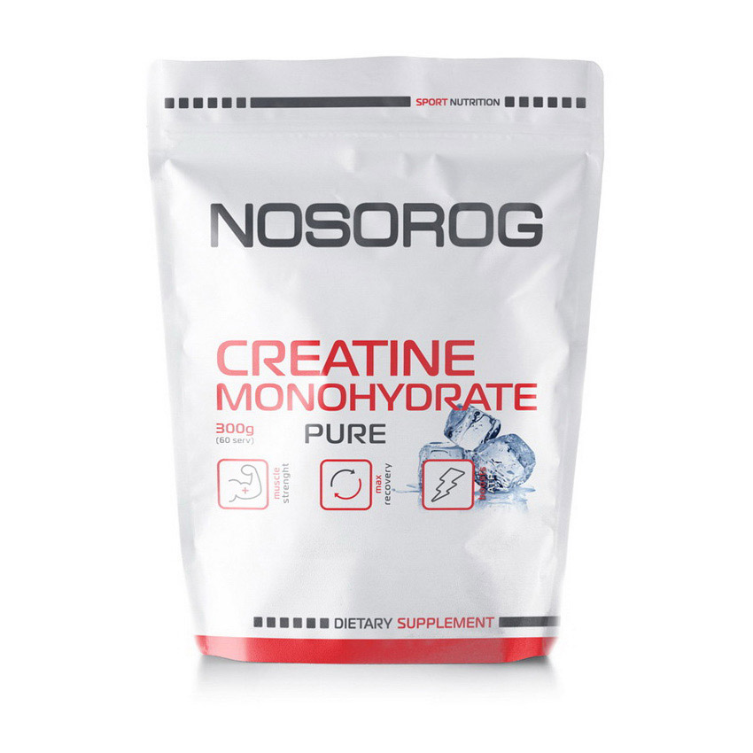 Creatine Monohydrate Unflavored (300 g)