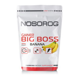 Gainer Big Boss (1,5 kg)