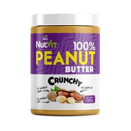 100% Peanut Butter Crunchy (1 kg)