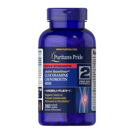 TS Glucosamine & Chondroitin w/ MSM Joint Soother (180 caplets)