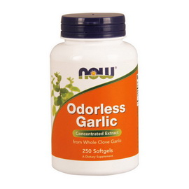 Odorless Garlic (250 softgels)