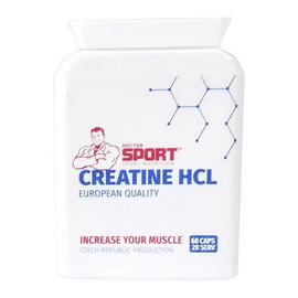 Creatine HCl (60 caps)
