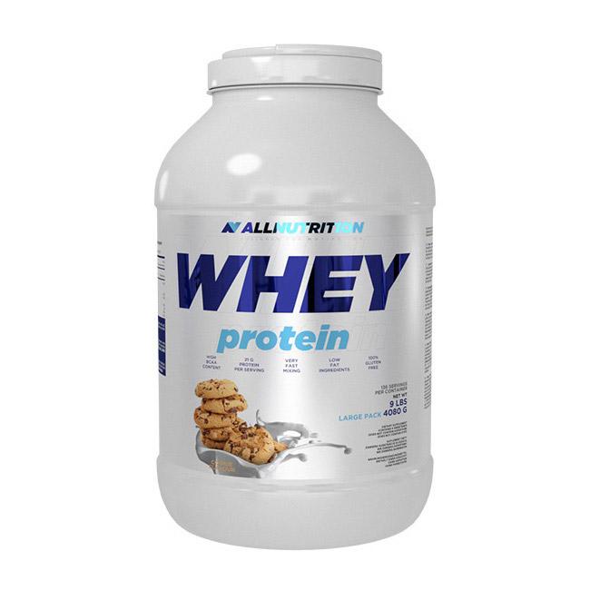 Whey Protein (4,08 kg)
