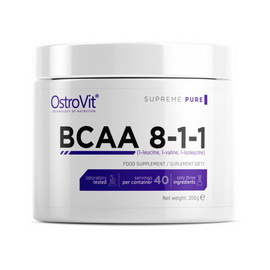 BCAA 8-1-1 Pure (200 g)