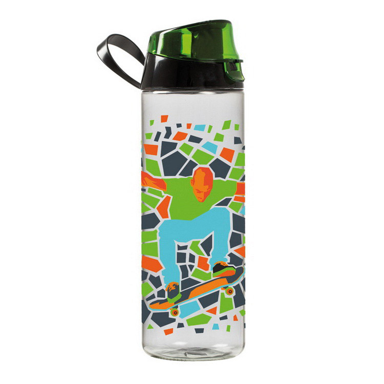 Waterbottle Skater (750 ml)