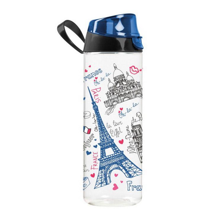 Waterbottle Paris (750 ml)