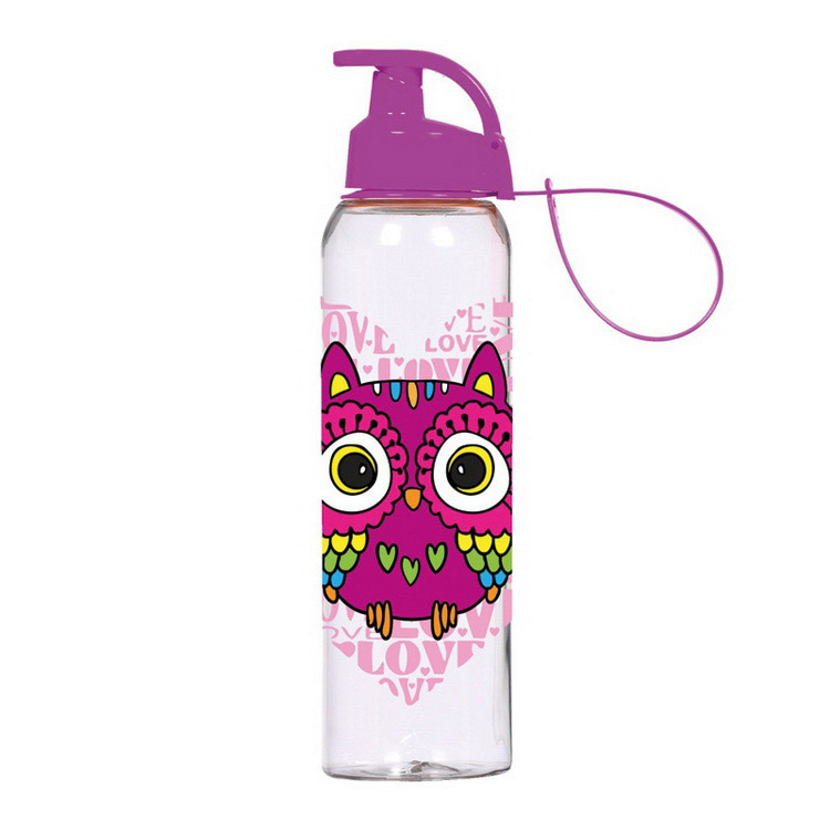 Waterbottle Owl (750 ml)