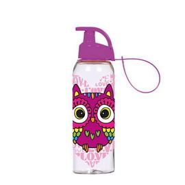 Waterbottle Owl (500 ml)