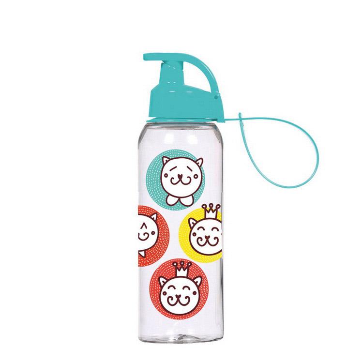 Waterbottle Cat Smile (500 ml)