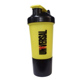 Premium Shaker X2 Yellow (500 ml)