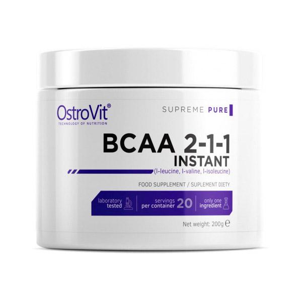 BCAA 2-1-1 Instan Pure (200 g)