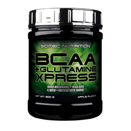 BCAA + Glutamine Xpress (300 g)