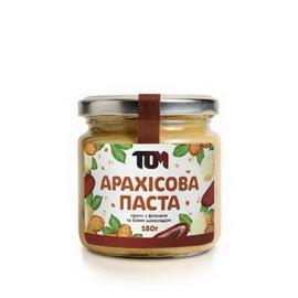 Арахисовое масло кранч с финиками и белым шоколадом (180 g)