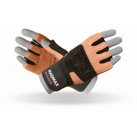 Professional Gloves MFG-269 Brown/Black (S, M, L, XL, XXL)