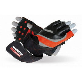 Extreme 2nd Gloves MFG-568  Black/Red (S, M, L, XL, XXL)